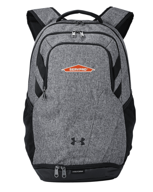 a8bfa556bc Under Armour® - Hustle II Backpack  SERVPRO - Cruisin Sports