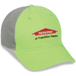 Franchised Personalized Ladies Fit Twill Cap