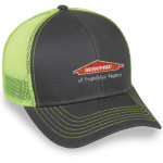 Personalized MESH BACK CAP - LIME
