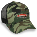 Personalized MESH BACK CAP - CAMO
