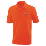 Personalized Orange Core 365 Polo