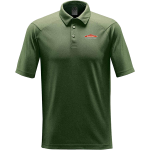 Franchise Personalized Men's Earth Green Mistral Polo