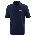 Personalized Navy Core 365 Polo