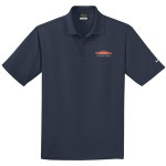 Personalized Nike Micro Pique Navy Polo