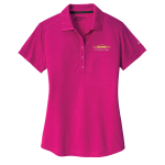 Women's Personalized Nike Fireberry Crosshatch Polo