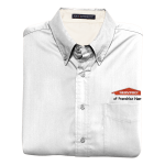 Personalized White Short Sleeve EZ Care Shirt