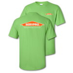 SERVPRO® Lime Approved Temp T-Shirt