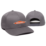 Charcoal Servpro Solid Twill Cap