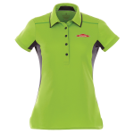 SERVPRO® Women's Royce Apple/Grey Performance Polo