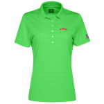 Ladies Servpro/PGA Tour Callaway Ventilated Polo - Vibrant Green