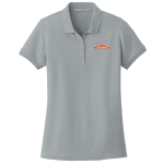 SERVPRO® Women's Grey Cotton/Poly Pique Polo