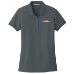 SERVPRO® Women's Graphite Cotton/Poly Pique Polo