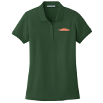 SERVPRO® Women's Forest Cotton/Poly Pique Polo