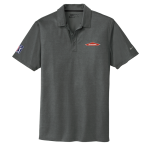SERVPRO®/PGA Nike Anthracite Crosshatch Polo