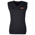 SERVPRO® Women's Black PILBLOC™ V-NECK Sweater Vest