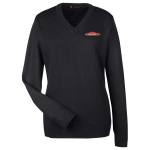 SERVPRO® Women's Black PILBLOC™ V-NECK Sweater