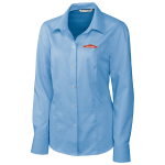 SERVPRO®  Women's Atlas Blue L/S Epic Easy Care Nailshead
