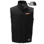 Men's The North Face® Ridgeline Black Soft Shell Vest