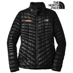 The North Face® Ladies ThermoBall™ Trekker Black Jacket