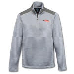 Men's Double-Knit 1/4 Zip Pullover