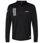 Servpro/PGA Tour Black Adidas 3-Stripes Double Knit