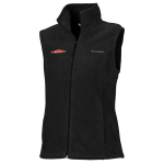 SERVPRO® Women's Black Columbia Peak Vest