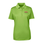 Women's Personalized Acid Green Core 365 Polo