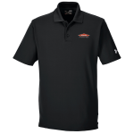 Personalized Under Armour Corporate Black Polo