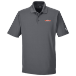 Personalized Under Armour Corporate Graphite Polo