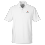 Personalized Under Armour Corporate White Polo