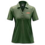 Women's Earth Green Mistral Polo