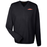 SERVPRO® Men's Black PILBLOC™ V-NECK Sweater